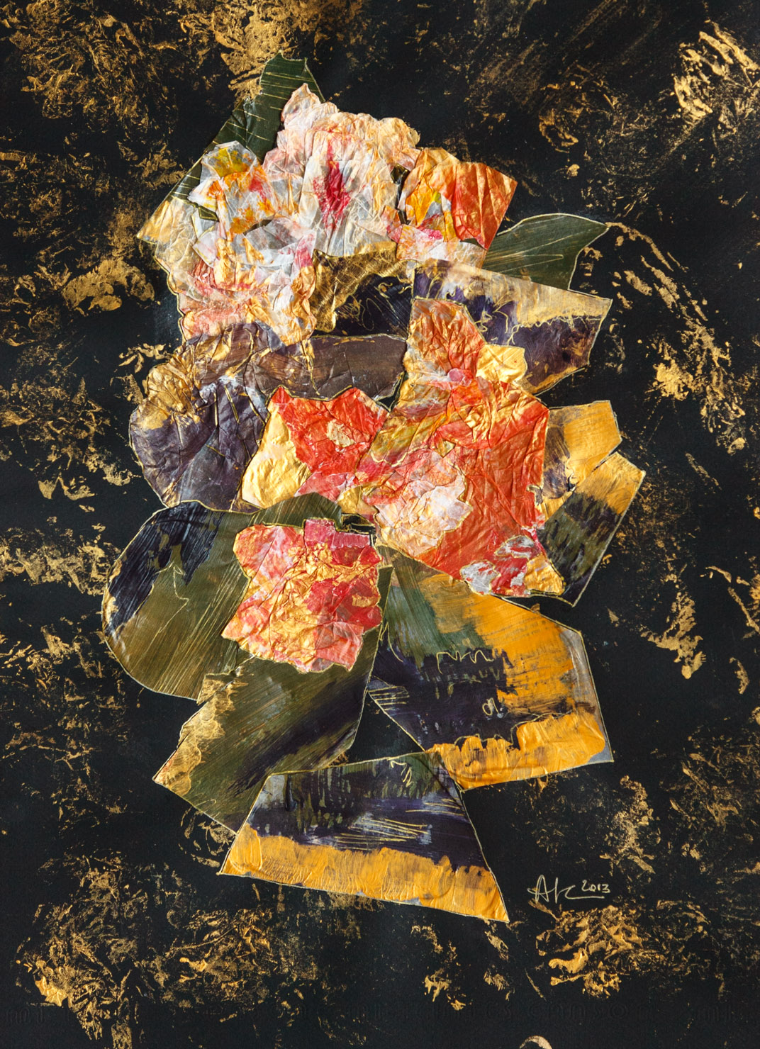 collage n°37    Geisha